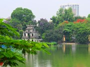 Hanoi looks to smart, sustainable urban area