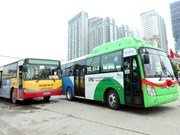 Hanoi delays CNG buses expansion