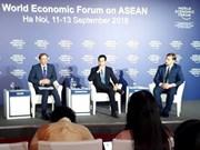 WEF on ASEAN: Young Vietnamese show entrepreneurial aspiration