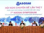 ASOSAI 14: Delegates share experience in environmental audit