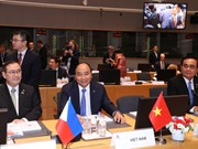 PM attends 12th ASEM Summit's opening ceremony