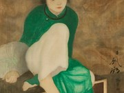 Vietnamese artist's painting sets record at Paris auction