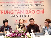 5th Hanoi International Film Festival underway