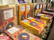 Vietnam's handcrafted chocolate becomes popular