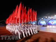 Eighth National Sports Festival kicks off