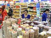 Hanoi, HCM City spend 47 trillion VND on Tet goods