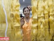 Ma Chau: silk village's 600- year history
