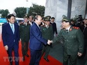 PM inspects DPRK-USA Hanoi Summit int'l media centre