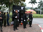 Security strengthened at National Convention Centre, JW Marriott Hotel