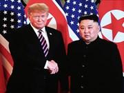 DPRK Chairman, US President meet in Hanoi