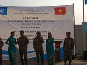 Vietnam's field hospital in South Sudan marks Vietnamese Doctors' Day