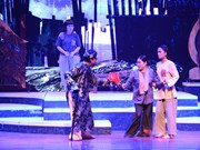 Vietnamese folk opera wows northern audiences
