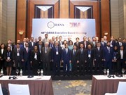 44th OANA Executive Board Meeting opens in Hanoi