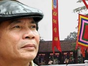 Nguyen Trong Tao, a multi-talented and devoted artist