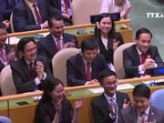 Vietnam wins election to UN Security Council
