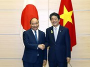 Prime Minister Phuc's activities in Japan