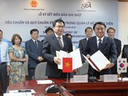 Vietnam, RoK sign MoU on electricity system management