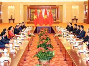 NA Chairwoman holds talks with Chinese counterpart