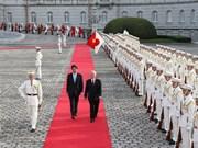 Vietnam, Japan enjoy 46 years of diplomatic ties