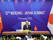 ASEAN 2020: 12th Mekong – Japan Summit held virtually