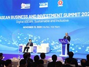ASEAN Business and Investment Summit 2020 held online