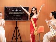 Ai Nhi represents Vietnam at Miss Intercontinental 2021