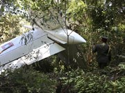 Bodies of 22 victims in Lao military plane crash found