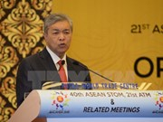 ASEAN vow to strengthen transport connectivity, integration