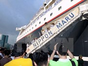 Southeast Asian youth ship to anchor in Vietnam this month