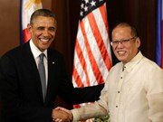 US, Philippines agree on peaceful resolutions for maritime disputes