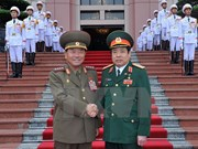Vietnam hopes for enhanced all-around ties with DPRK