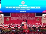 Vietnam attends United Malays National Organisation's general assembly
