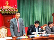 Hanoi brings warm Tet to policy beneficiaries, poor people