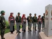 Joint patrols conducted along Lao Cai – Yunnan border