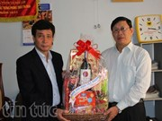 Tet wishes to VNA correspondents in Central Highlands