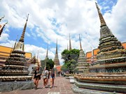 Bangkok, Singapore, Tokyo - top three Asia-Pacific destinations