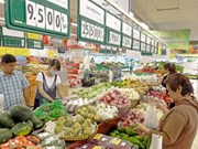 Nation's retail sales up 11.7 percent in pre-Tet month