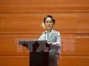 Aung San Suu Kyi urges all stakeholders in Myanmar to cooperate