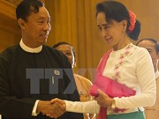 Myanmar new parliament convenes first session