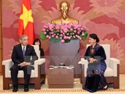 National Assembly Vice Chairwoman receives Japanese guests