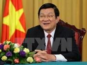 President presents Vietnamese High-Quality Goods awards