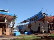 Quang Ngai: maritime logistics ship sets sail