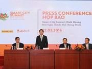 Binh Duong province to host Smart City summit