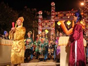 Thua Thien-Hue re-enacts ancient ceremony for peace, harvest