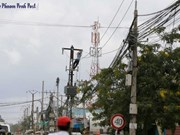 Cambodia, China work to enlarge rural power grid