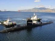 Philippines considers building submarine fleet