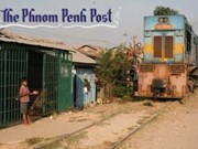 Cambodia restores railway system