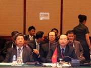 Vietnam joins ASEAN defence meeting in Laos