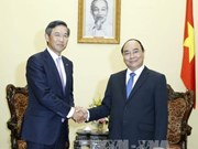 PM pledges favourable conditions for Japanese investors