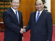 PM asks Guangxi to import more Vietnamese goods